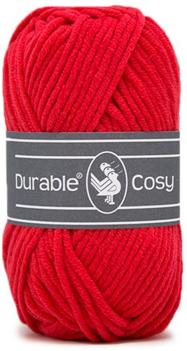 Durable Cosy 316 Rood