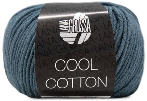 Lana Grossa Cool Cotton 31 Smoke Blue