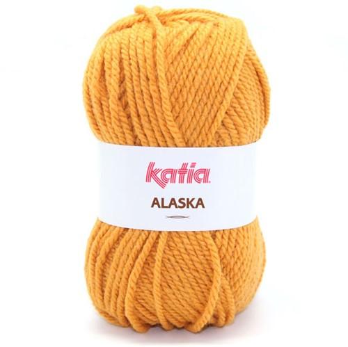 Katia Alaska 31 Saffron yellow