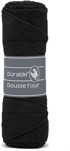 Durable Double Four 325 Black