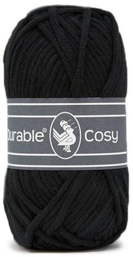 Durable Cosy 325 Zwart