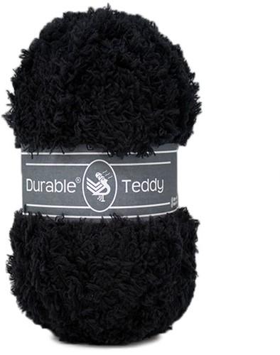 Durable Teddy 325 Black
