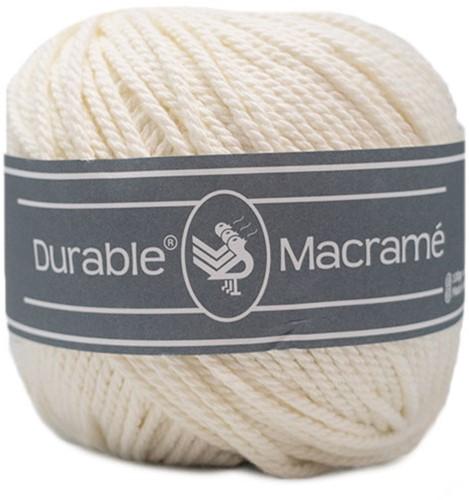 Durable Macramé 326 Ivory