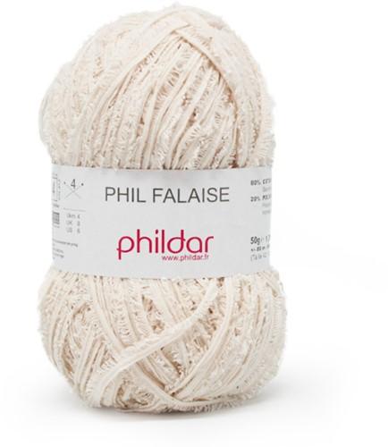 Phildar Phil Falaise 1359 Ecru