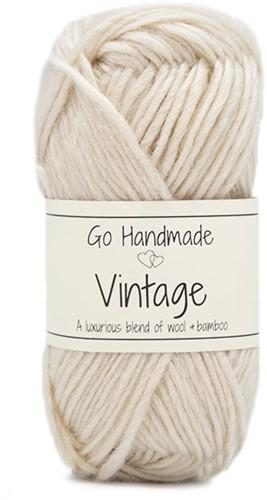 Go Handmade Vintage 32 Off White