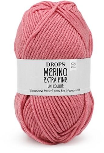 Drops Merino Extra Fine Uni Colour 33 Roos