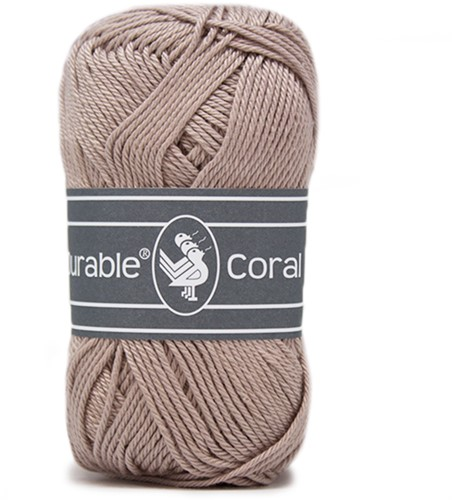 Durable Coral 340 Taupe