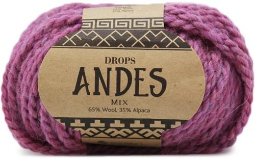 Drops Andes Mix 3410 Amethist