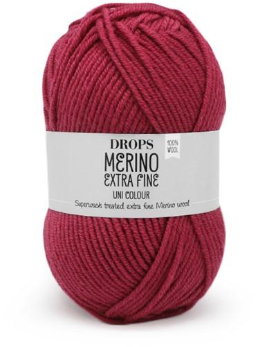 Drops Merino Extra Fine Uni Colour 34 Heide
