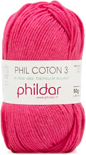 Phildar Phil Coton 3 1155 Oeillet