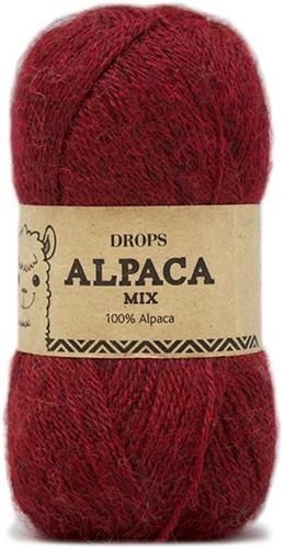 Drops Alpaca Mix 3650 Kastanje