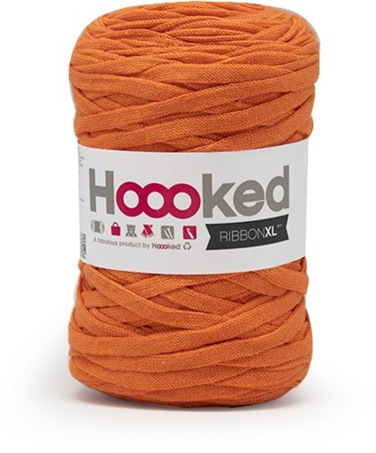 Hoooked RibbonXL 36 Dutch Orange
