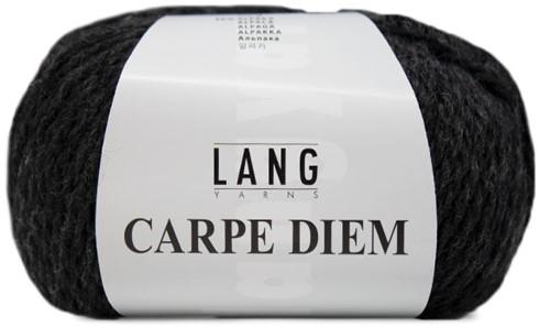 Lang Yarns Carpe Diem 370 Antracite Mélange