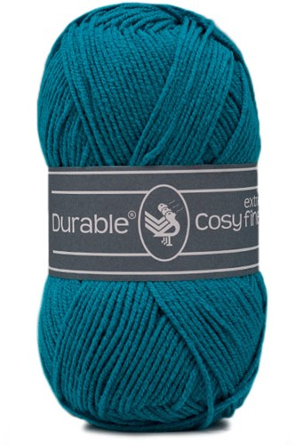 Durable Cosy Extra Fine 371 Turquoise