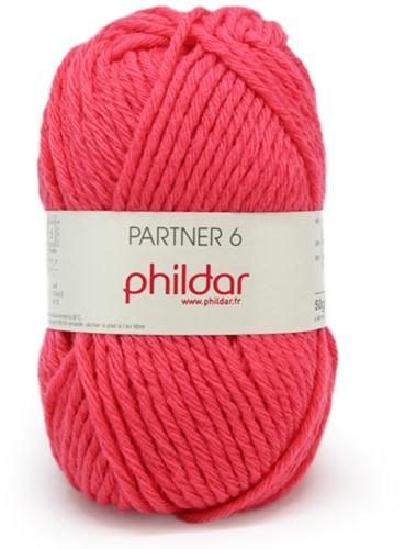 Phildar Partner 6 1005 Grenadine