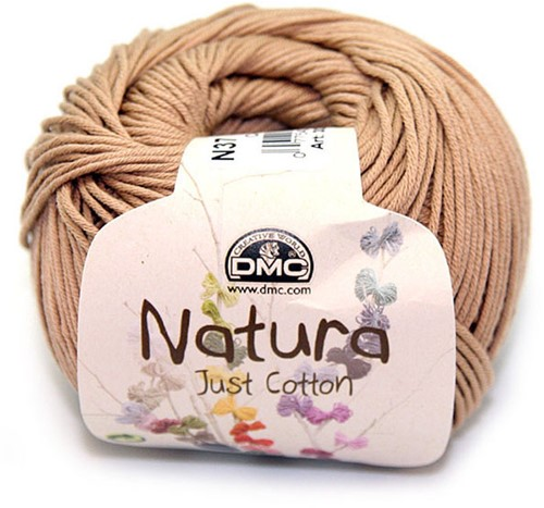 DMC Cotton Natura N37 Cinnamon