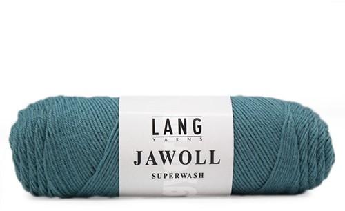 Lang Yarns Jawoll Superwash 388 Light Petrol
