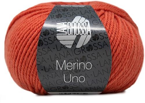 Lana Grossa Merino Uno 38 Coral