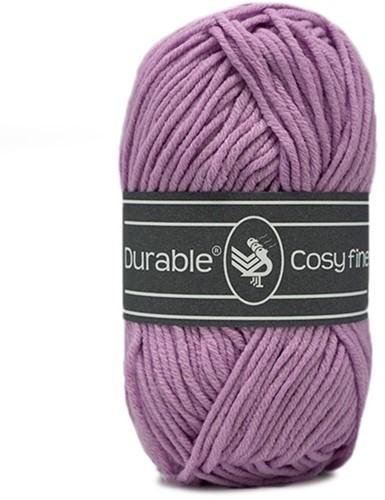 Durable Cosy Fine 396 Lavender