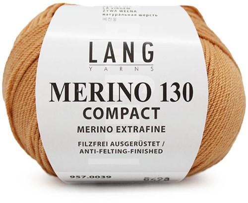 Lang Yarns Merino 130 Compact 39