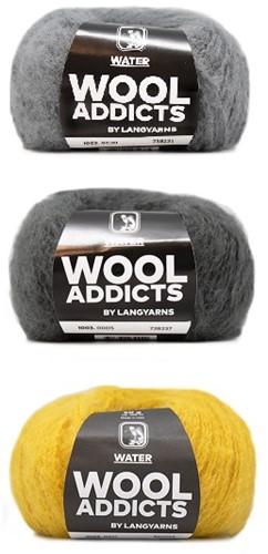Wooladdicts Romeo Loopsjaal Breipakket 3