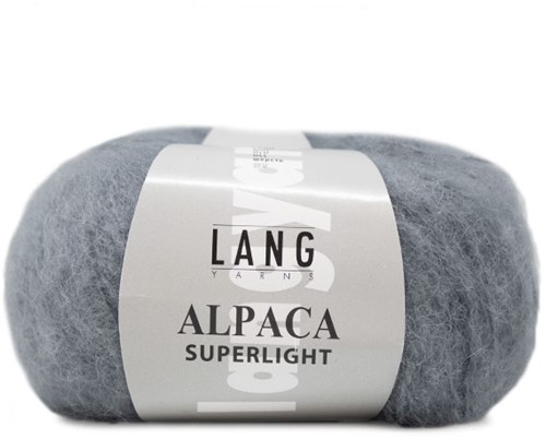 Lang Yarns Alpaca Superlight 003