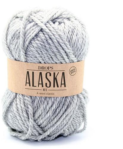 Drops Alaska 03 Lichtgrijs