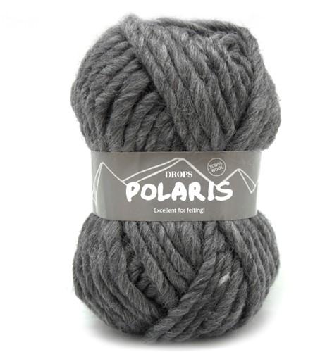 Drops Polaris Uni Colour 03 Dark-grey