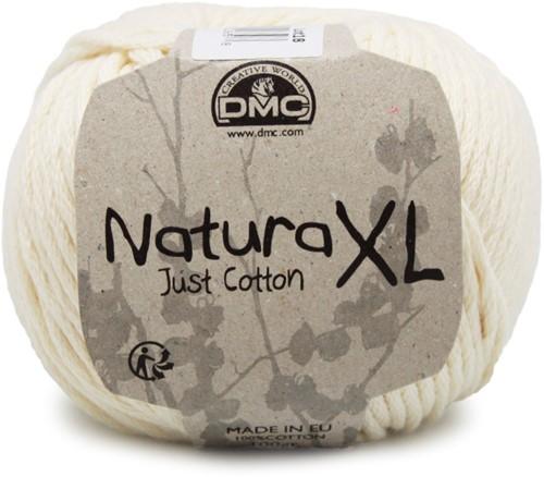 DMC Natura XL 03 Ivory