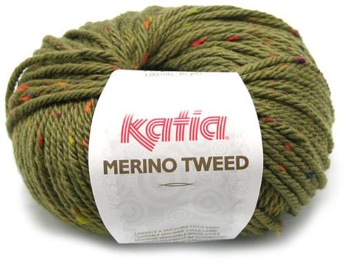 Katia Merino Tweed 402 Green