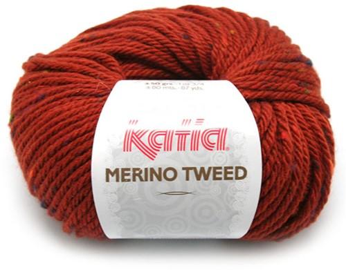 Katia Merino Tweed 404 Rust