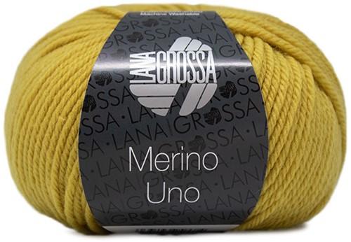 Lana Grossa Merino Uno 40 Mustard