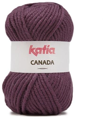 Katia Canada 41 Aubergine
