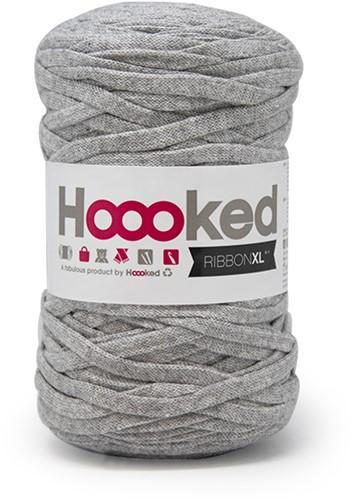 Hoooked RibbonXL 41 Silver Grey