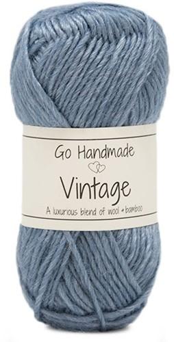 Go Handmade Vintage 41 Blue