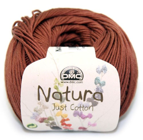 DMC Cotton Natura N41 Siena