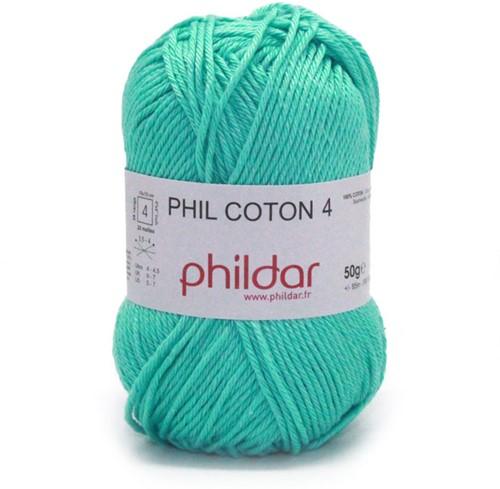 Phildar Phil Coton 4 1298 Piscine