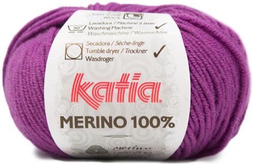 Katia Merino 100% 42 Magenta
