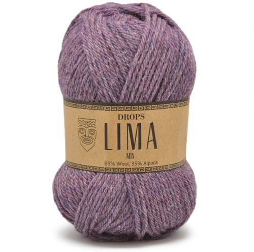 Drops Lima Mix 4434 Purple