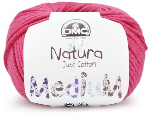 DMC Natura Medium 444 Fuchsia