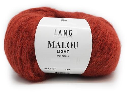 Lang Yarns Malou Light 87