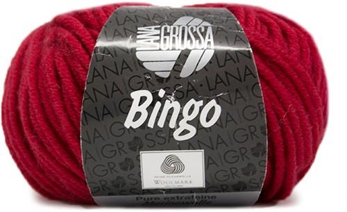 Lana Grossa Bingo 44 Cherry Red