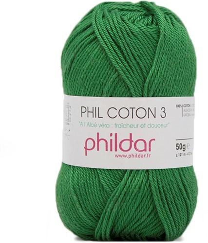 Phildar Phil Coton 3 1173 Golf