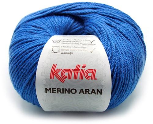 Katia Merino Aran 45 Blue