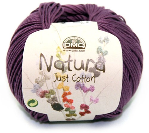 DMC Cotton Natura N45 Orchid