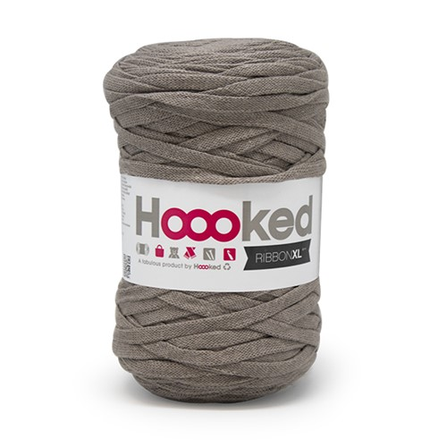 Hoooked RibbonXL 48 Earth Taupe