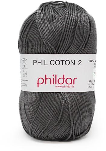 Phildar Phil Coton 2 1444 Minerai