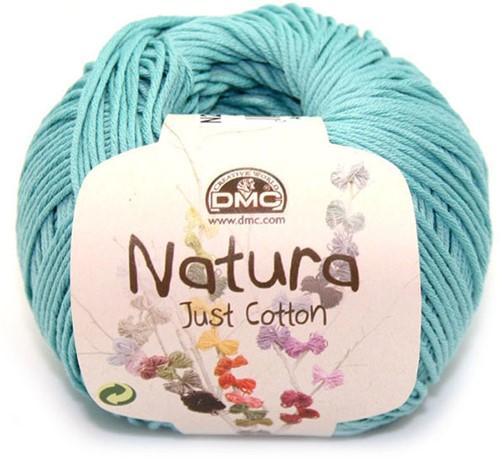 DMC Cotton Natura N49 Turquoise