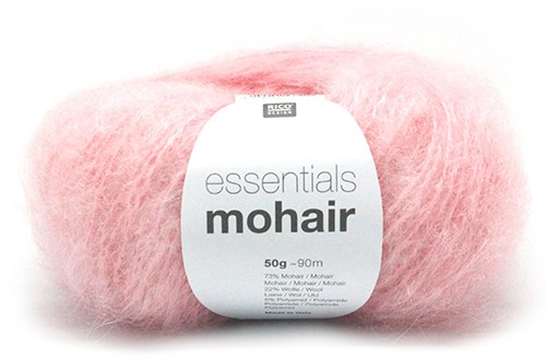 Rico Essentials Mohair 4 Pink