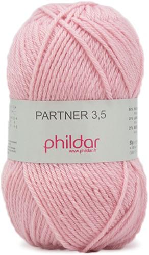 Phildar Partner 3.5 1149 Rose